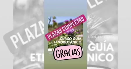 Plazas completas - Curso Etnobotánica